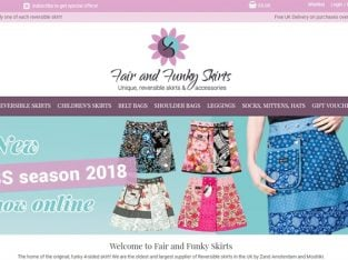 For Sale Successful Online/ Festival Ethical Retail Business