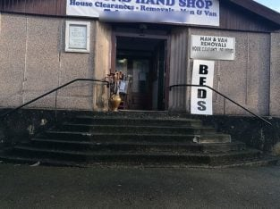 Thriving, Established, Successful Second Hand Shop Business For Sale
