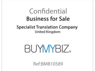 Buy a Specialist Translation Company