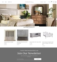 Buy a New Stylish Furniture Dropship Ecommerce Website Business