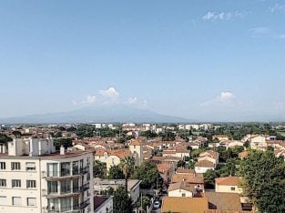 Flat with beautiful view in Perpignan