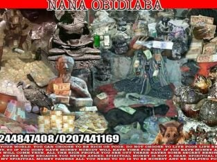 The number one powerful spiritualist and herbalist center +233244847408