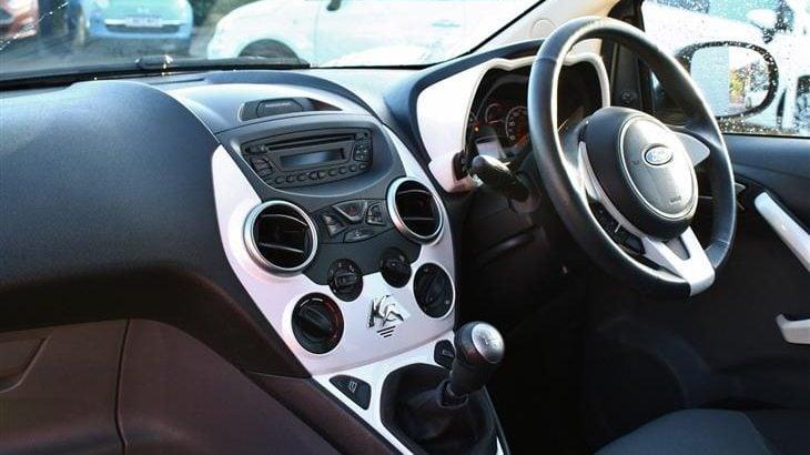 Ford KA 1.2 Zetec Hatchback 3d 1242cc