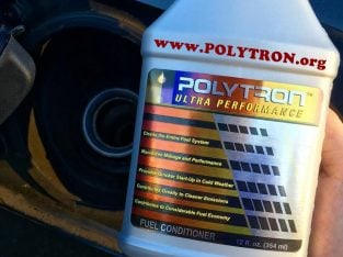 POLYTRON Gasoline-Diesel Fuel Conditioner (GDFC)12oz (354ml) Bottle