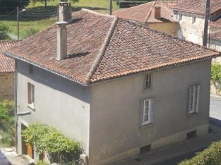 FSBO in France Traditional Stone House in the heart of a Limousin Historic Fortified City