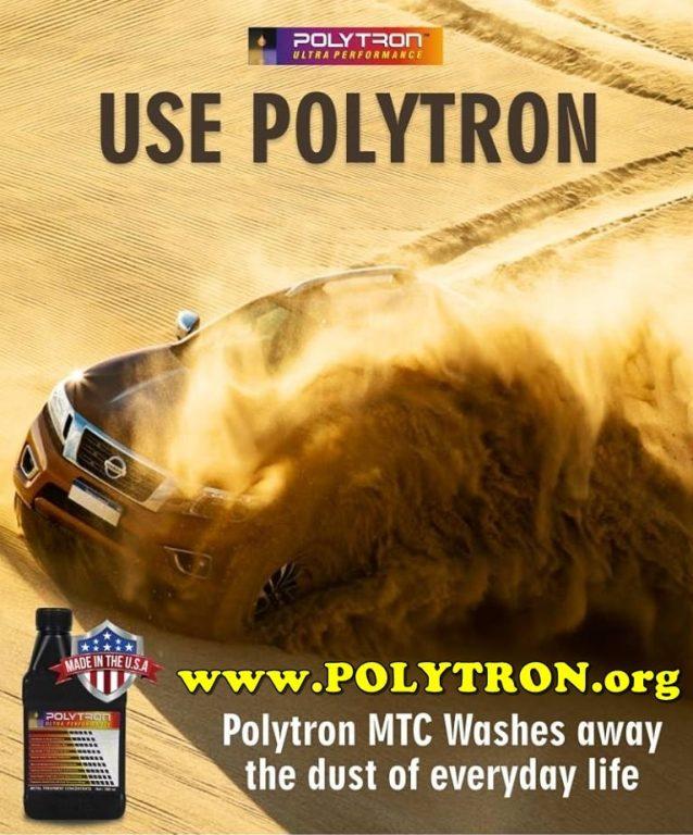 POLYTRON MTC – Metal Treatment Concentrate – Oil Additive (16oz