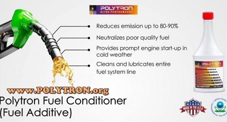 POLYTRON Gasoline-Diesel Fuel Conditioner (GDFC)12oz (354ml) Bottle