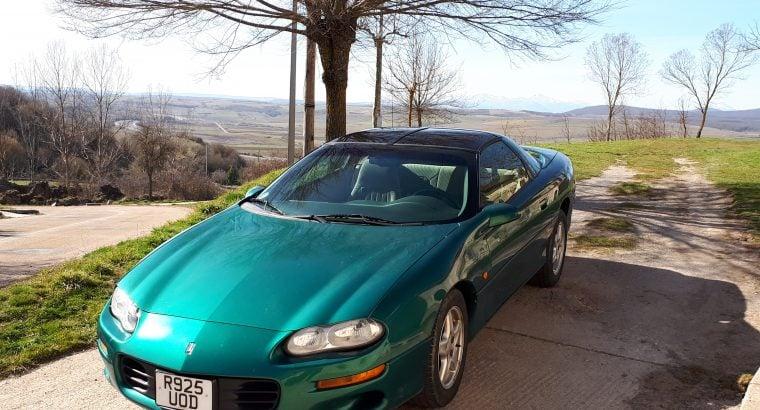 CHEVROLET CAMARO 1998 V6