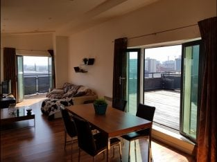 2 Bed Penthouse, Masshouse Lane