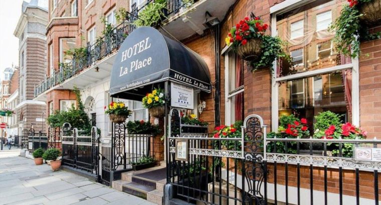 Hotel La Place – 4 Star Luxury hotel in UK