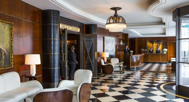 The Beaumont – 5 star luxury hotel in London, UK