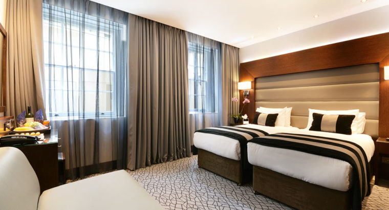 Park Grand London Lancaster Gate 5 star hotel UK