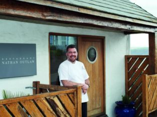 Restaurant Nathan Outlaw in UK