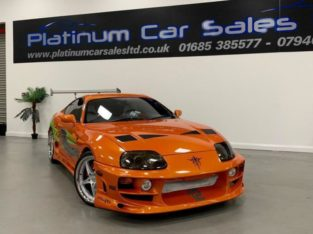 1994 TOYOTA SUPRA 2JZ THE FAST AND THE FURIOUS