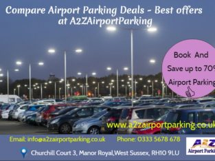 Compare Airport Parking Gatwick