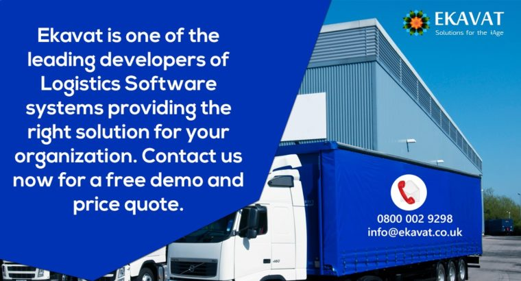 Delivery Logistics Software UK | Logistics Manage