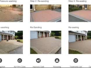 Pressure Washing in Southampton | 07909840612