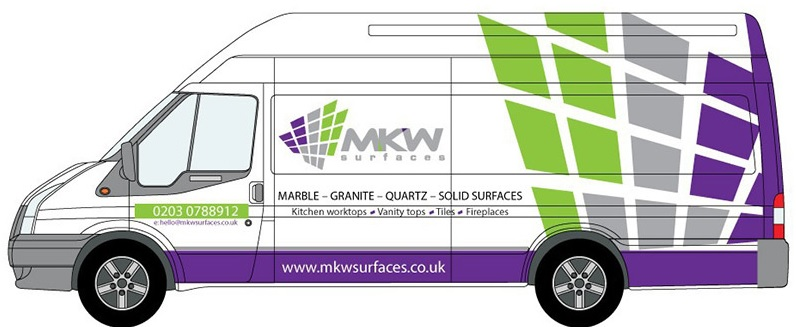 White Granite Worktops are Available - MKW Surfaces - mkwsurfaces.co.uk - QM Classifieds UK