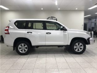 017Toyota land cruiser prado for sale