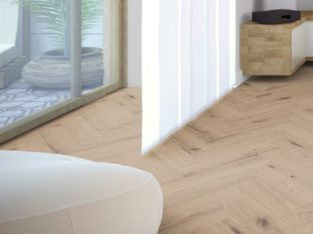 Oak Rustic Unfinished Engineered Flooring