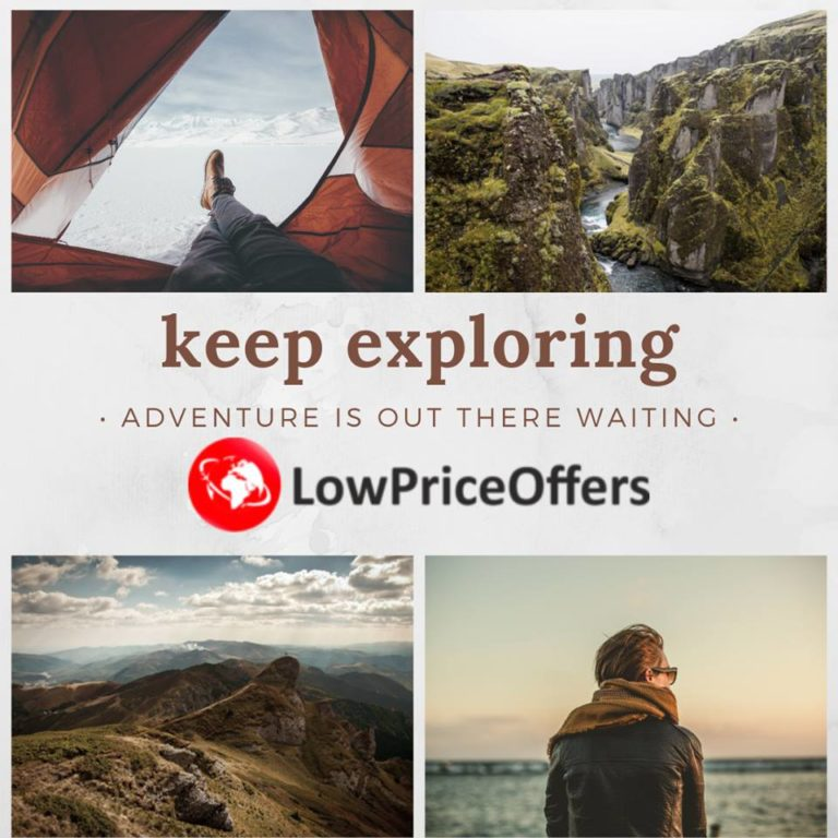 Top Low Price Deals on flights, hotels, cruises, holidays! Get them now - lowpriceoffers.co.uk