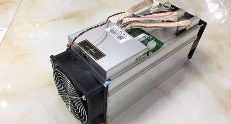 Original Antminer S9 14TH/s Bitmain Bitcoin Miner