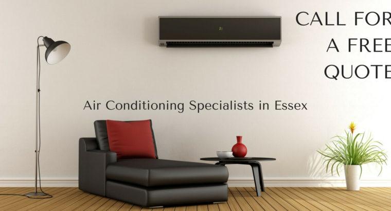 Air Conditioning Installation Essex, UK