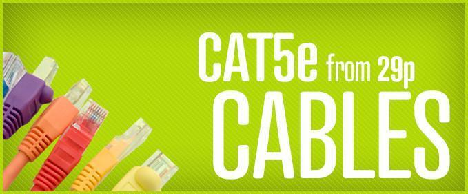 Cat6a Ethernet Cables - Networks cables - UK