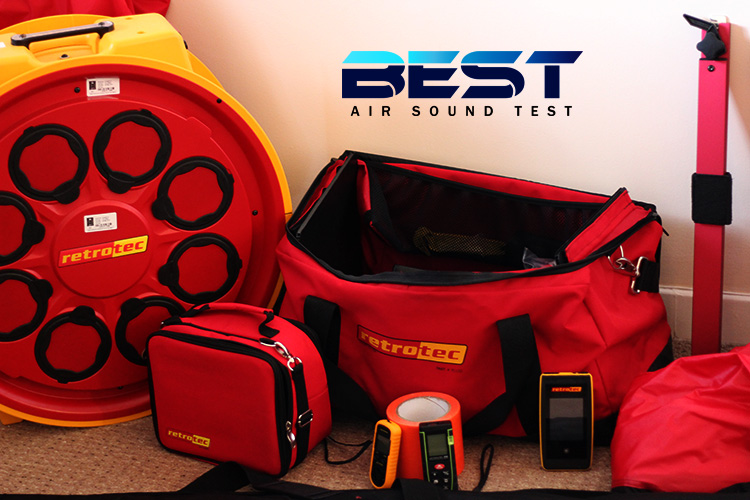 Best Air Sound Test – Air Tightness and Sound Insulation Testing in Northamptonshire, Bedfordshire, Oxfordshire, London, Buckinghamshire, Leicestershire, Berkshire etc. besttesting.co.uk