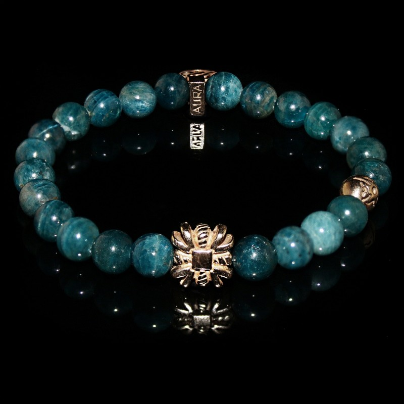 Apatite Bracelet for Health and Success