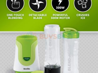 Breville Blend Active Blender Bottles 300 W Green