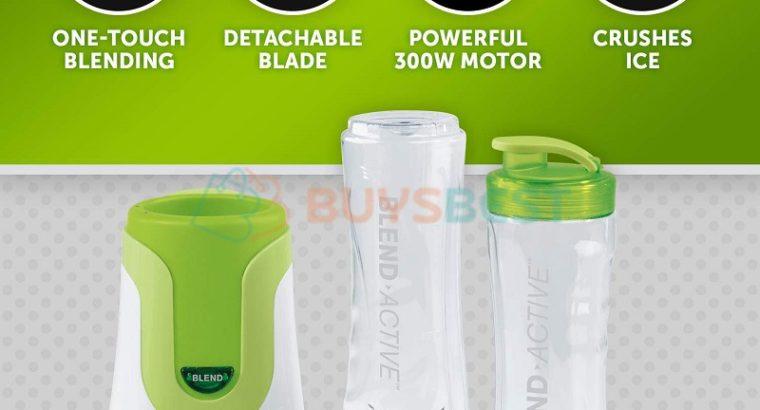 Breville Blend Active Blender Bottles 300 W Green