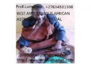 POWERFUL AFRICAN TRADITIONAL HEALER +27634531308