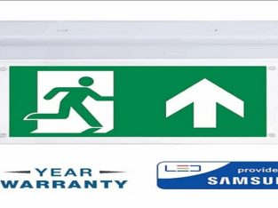 LED SAMSUNG Surface Emergency Exit Light | Smart L