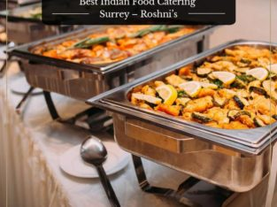 Best Indian Food Catering Surrey – Roshni's