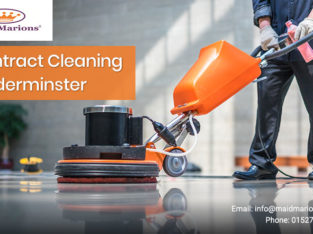 Builders Cleaning Services Birmingham | Maid Mario