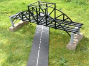 G Gauge Rail Bridges