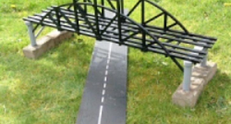 G Gauge Rail Bridges