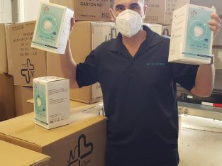 Wholesale supply protective masks