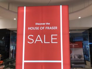 Save money with House of Fraser free delivery