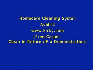 Sanatizing Home cleaning system