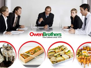 Best Catering in London | OBC