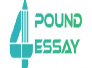 Get Your Essay or Assignments done in 4 Pounds