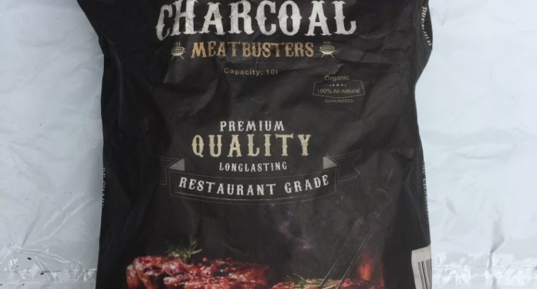 Pallet of Lump Charcoal Soft Wood Charcoal 10 L Ba