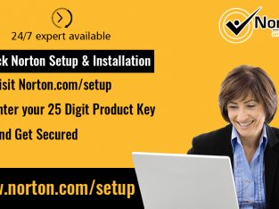norton.com/setup – How to Create a New Norton Acco