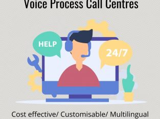 Voice Process Call Centre – Fusion BPO Centres