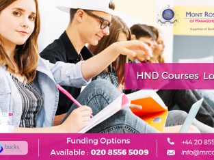HND Business Course