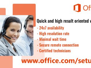 WWW.OFFICE.COM/SETUP – ACTIVATE OFFICE SETUP WITH