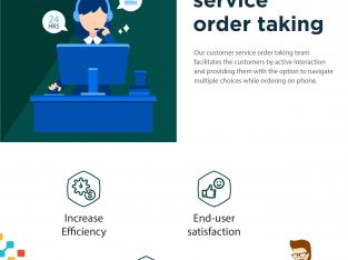 Customer Service Order Taking