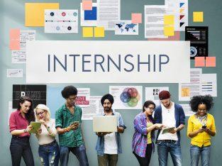 Student internship in London 2020